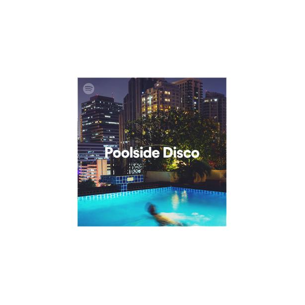 poolside disco loure