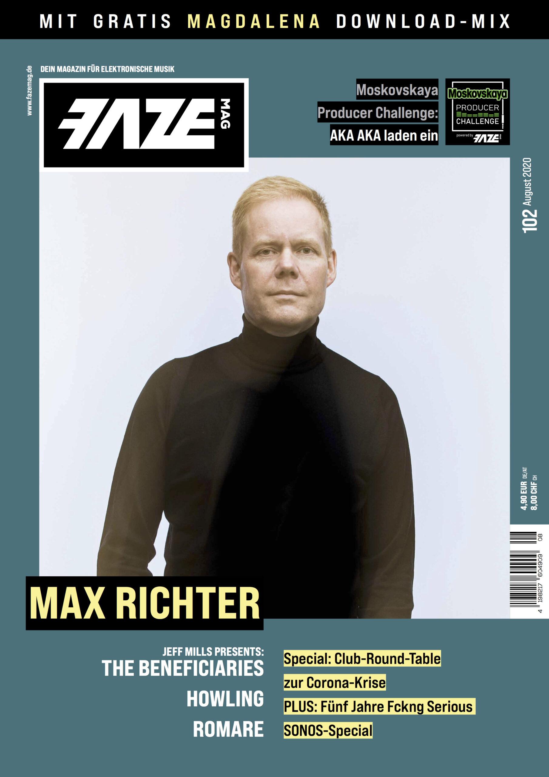 FAZE mag: Kisk's 'All Time DJ' Chart