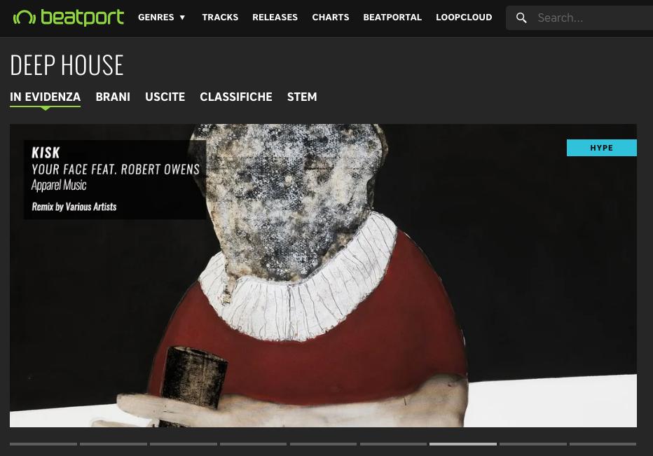 Featured: Beatport
