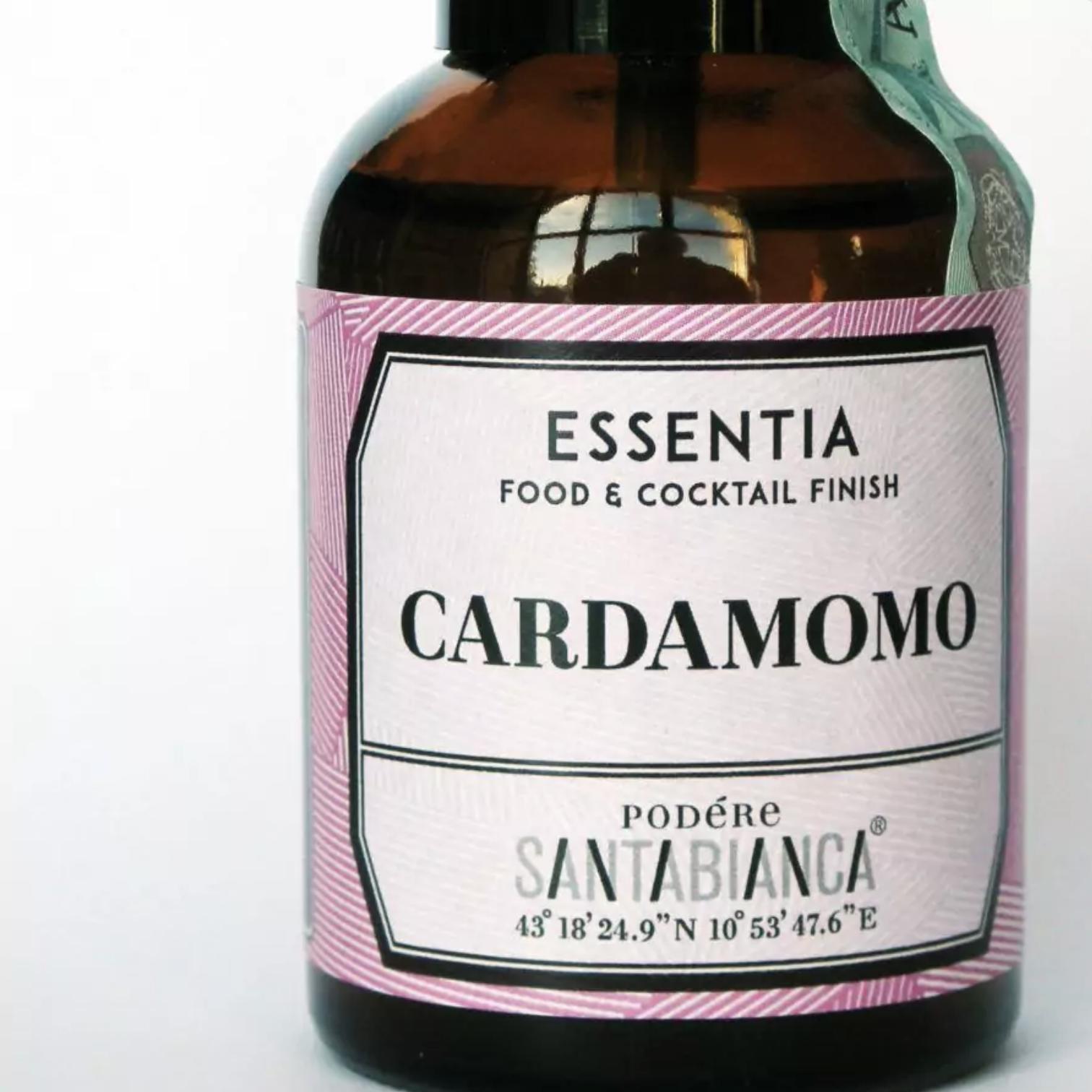 Cardamomo Oil