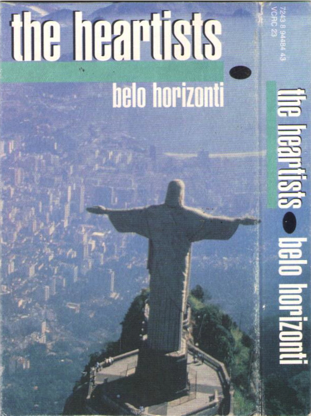 The Heartists Belo Horizonti Tape