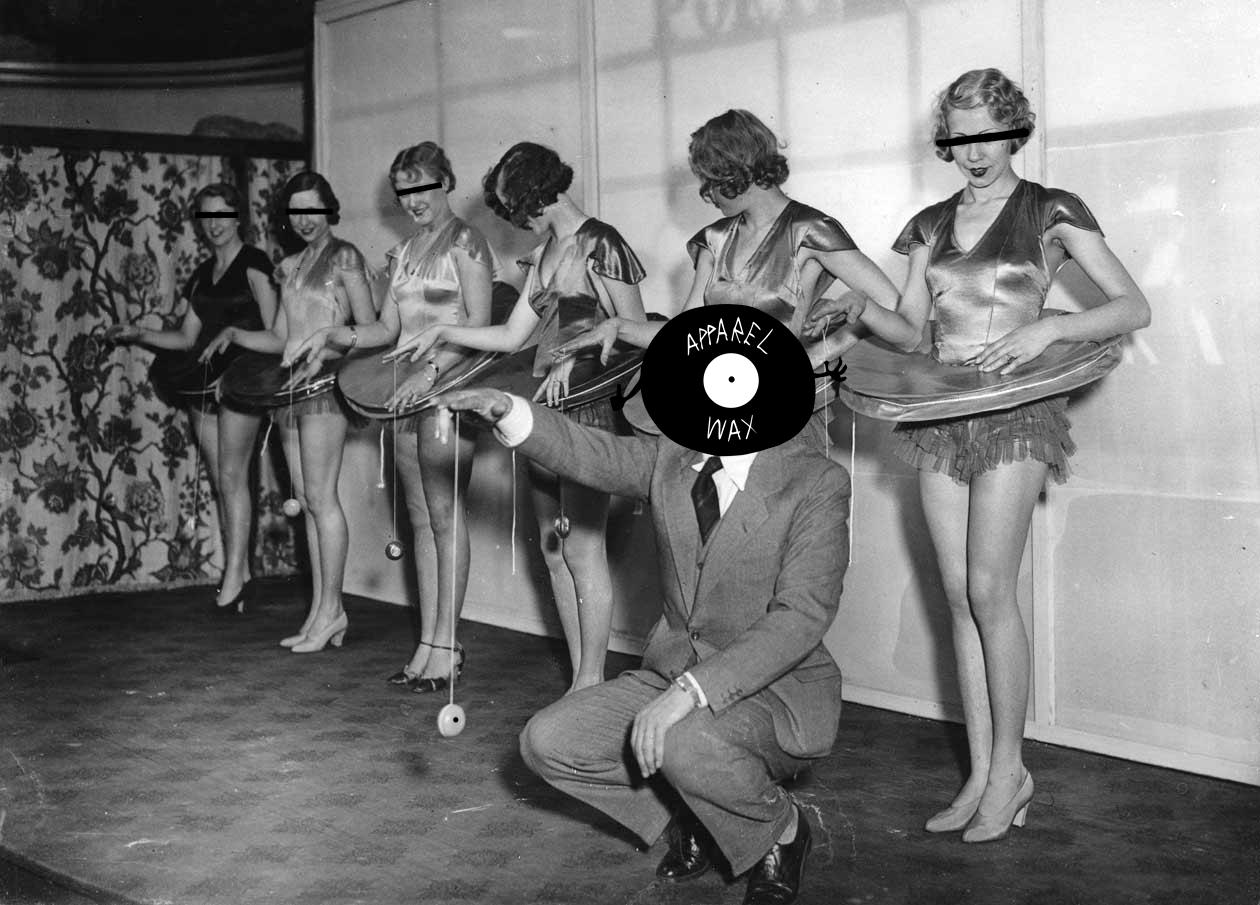 Apparel Wax #kit 009: the Yo-yo