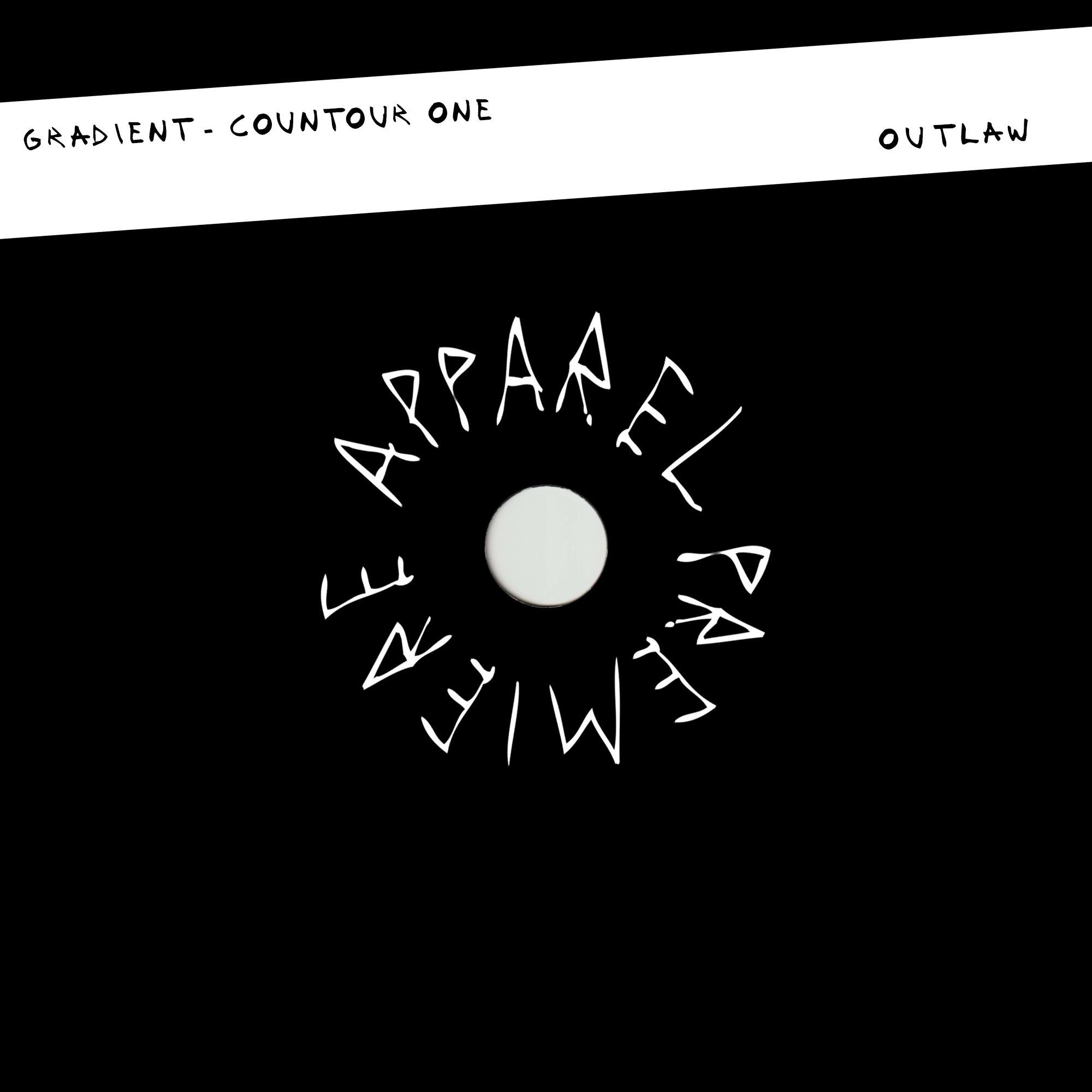 APPAREL PREMIERE Gradient – Countour One [Outlaw] Artwork
