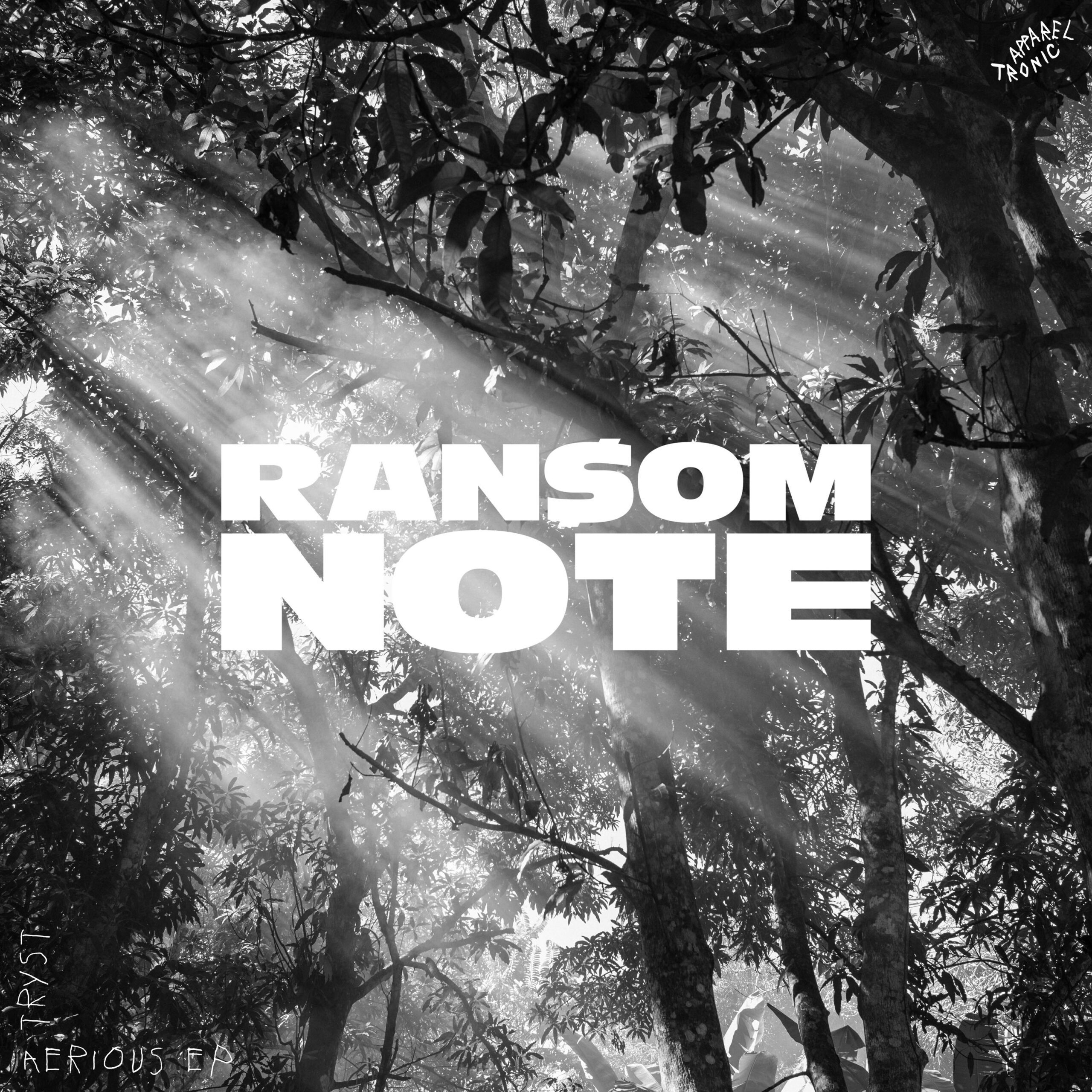 Ransom Note premiered 'Tryst – Garden Of Morning Calm'