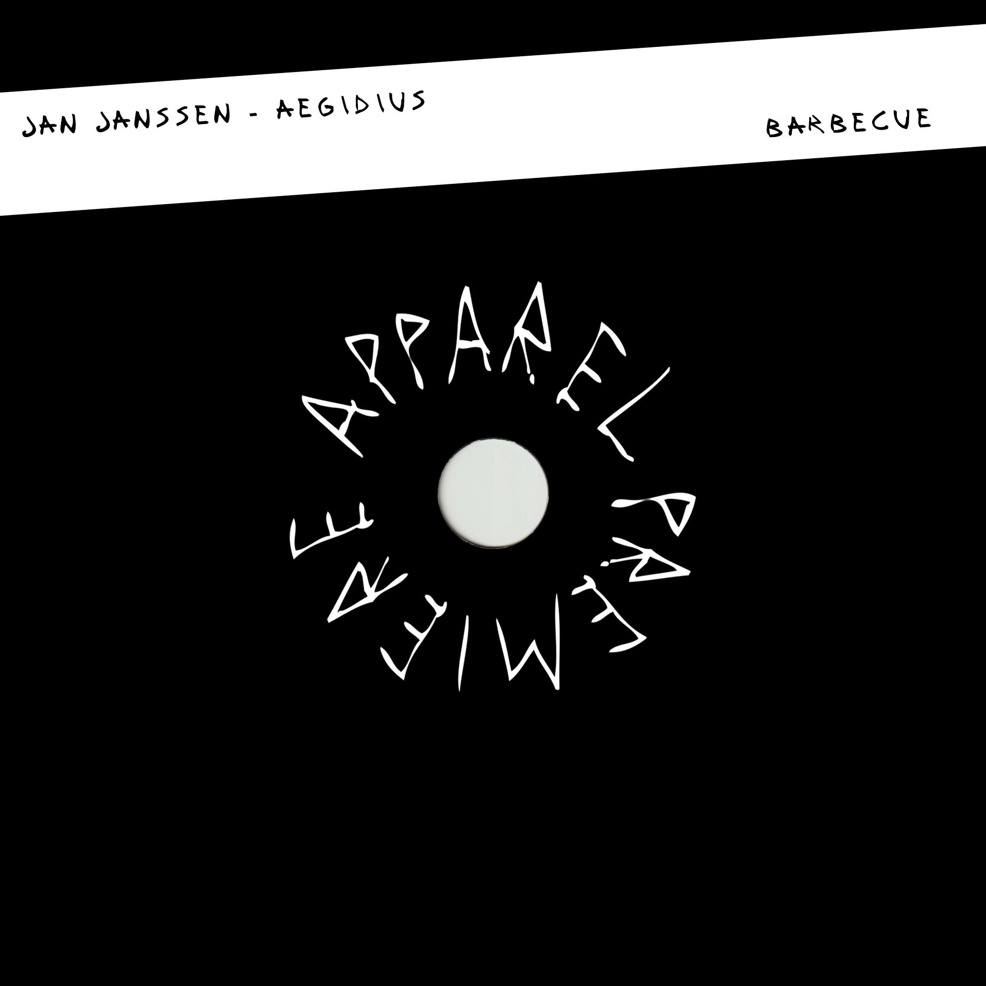 APPAREL PREMIERE: Jan Janssen – Aegidius [Barbecue]