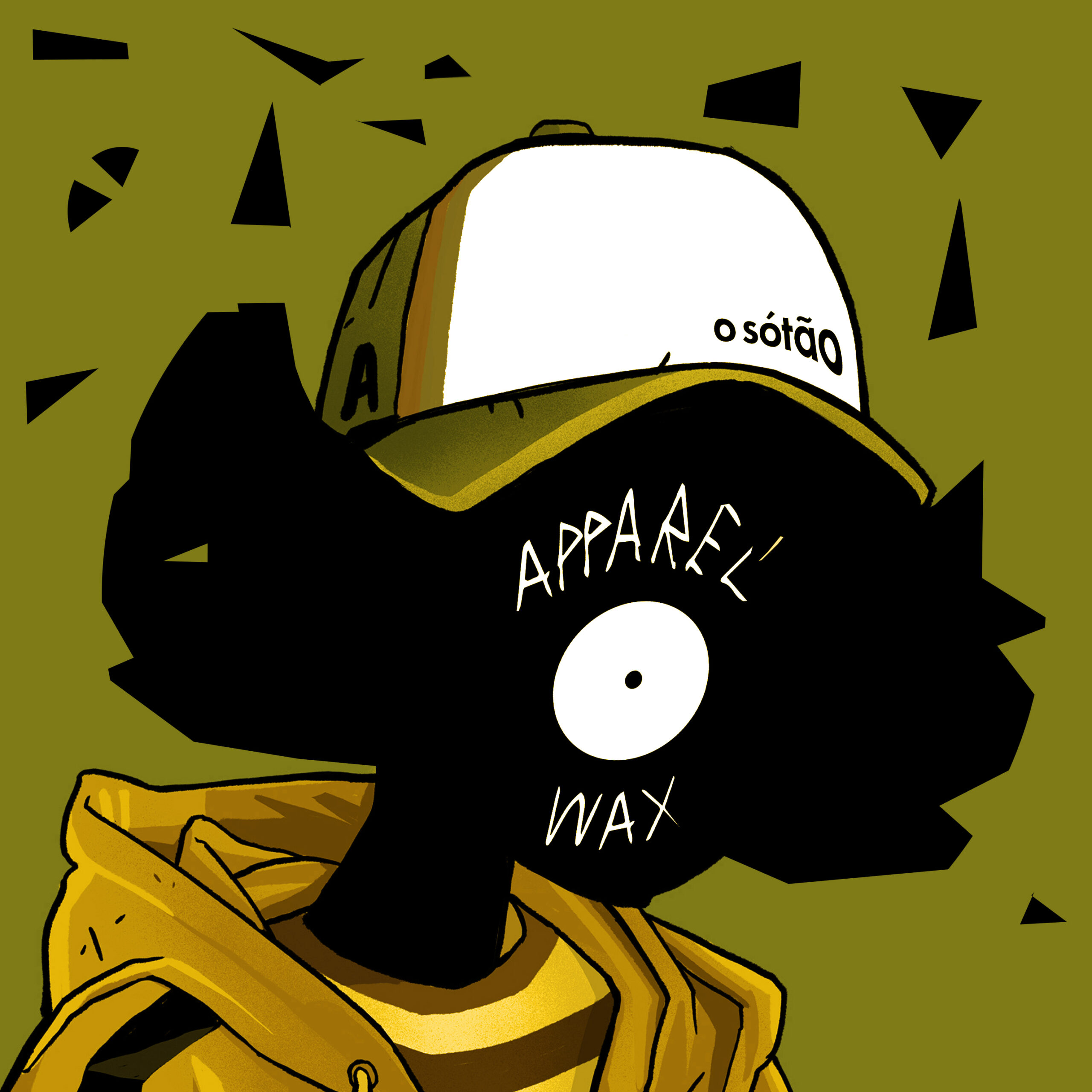 O sótão Guest MIX #10: 'Grooves Above' Airlines by Apparel Wax