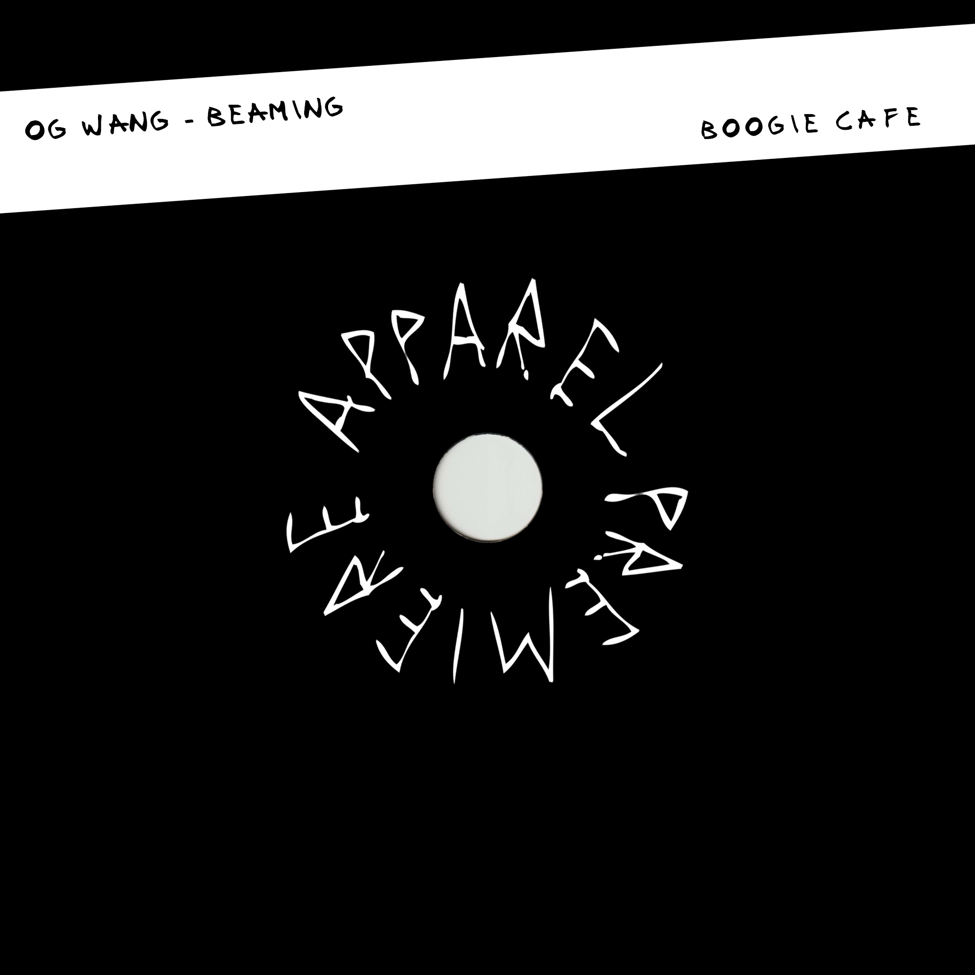 APPAREL PREMIERE OG Wang – Beaming [Boogie Cafe]