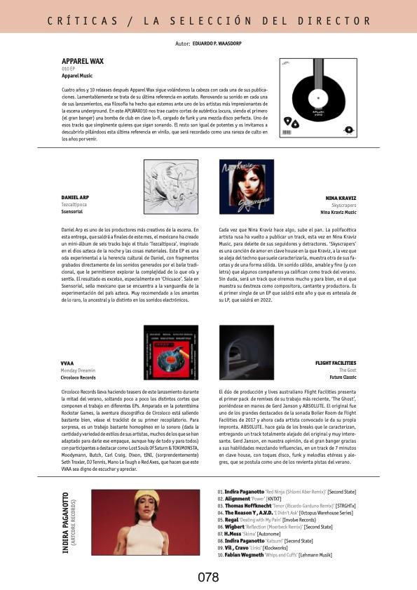 DJ Mag ES #126