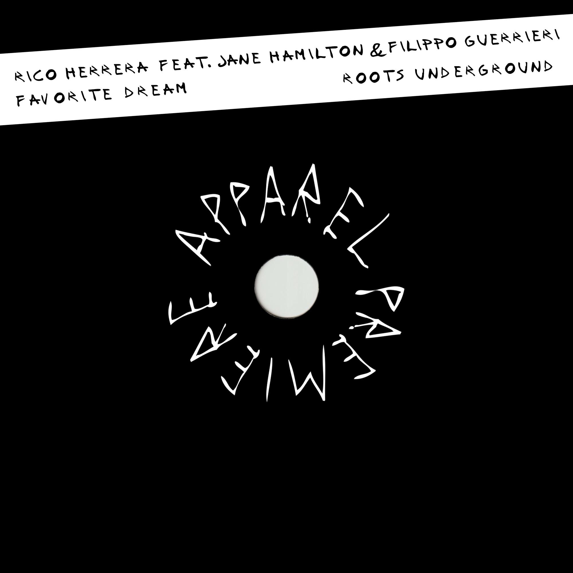 APPAREL PREMIERE Rico Herrera feat Jane Hamilton & Filippo Guerrieri – Favorite Dream