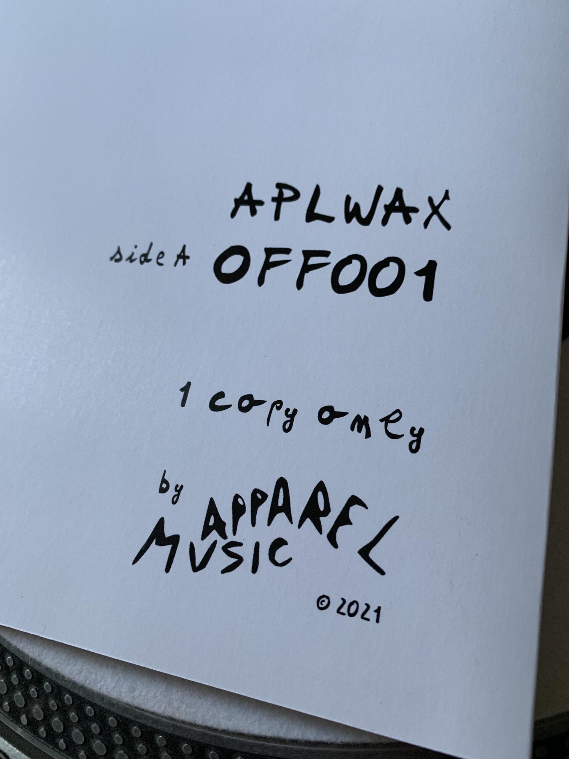 Apparel Wax Off